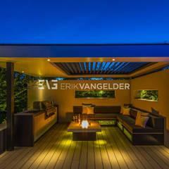 Wellness garden with pool Barendrecht:  Tuin door ERIK VAN GELDER | Devoted to Garden Design