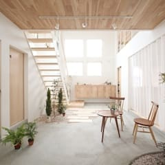 Hành lang by ALTS DESIGN OFFICE