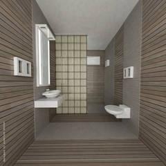 Phòng tắm by Preetham  Interior Designer