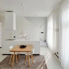 The Post:  Keuken door Wiel Arets Architects