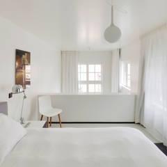 The Post:  Slaapkamer door Wiel Arets Architects,