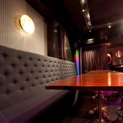 Callooh Callay Bar:   by Haywood Styles