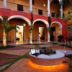에클레틱 스타일 호텔 by Taller Estilo Arquitectura 에클레틱 (Eclectic)