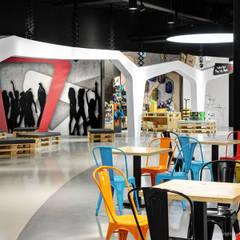 Open Space - New Urban Shopping Experience:  Einkaufscenter von KPLUS KONZEPT GMBH