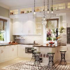 آشپزخانه by студия Design3F