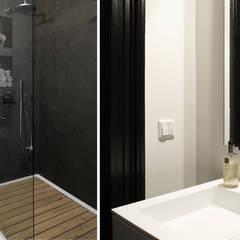 asian Bathroom by choc studio interieur