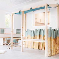 "Kita ""Haus am Meer"" :  Schulen von MJUKA"