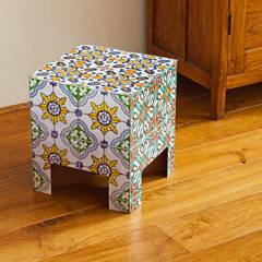 TILES Dutch Design Chair:  Flur & Diele von Dutch Design