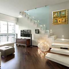 modern Living room by studiodonizelli