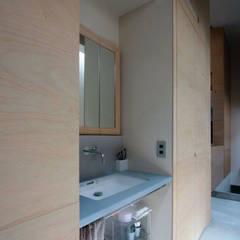 洗面: Kondohideo Architects co,;ltd.が手掛けたキッチンです。,ミニマル