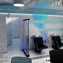 Spa by Цунёв_Дизайн. Студия интерьерных решений., Modern