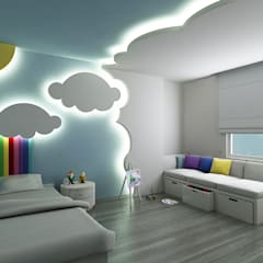 اتاق کودک توسطNiyazi Özçakar İç Mimarlık, مدرن