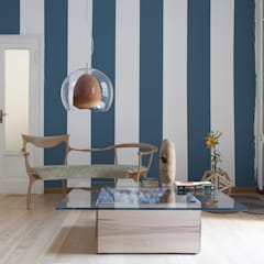 Teca SLOW WOOD - The Wood Expert Soggiorno in stile scandinavo