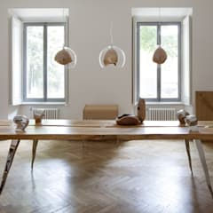 scandinavian Dining room by SLOW WOOD - The Wood Expert