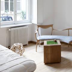 Bedroom by SLOW WOOD - The Wood Expert, Scandinavian