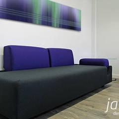 Büro Moderne Bürogebäude von JAN SKIBBA DESIGN Modern