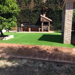 Taman oleh Allgrass Solutions, Modern