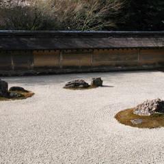 Ryoanji: Jardins  por M. Y.