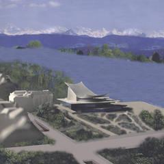 Metin Hepgüler – Zurich Opera:  tarz Kongre Merkezleri