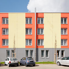 Modernisierung Matthias Pullem Haus - Pflegezentrum :  Krankenhäuser von AIB - Architektur - Ingenieurbüro Billstein - Köln