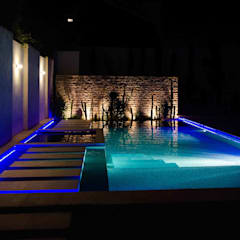 Pool by Ilaria Di Carlo Architect - IDC_studio, Minimalist