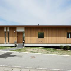 منازل تنفيذ atelier137 ARCHITECTURAL DESIGN OFFICE