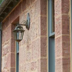 The Bothy:  Walls by Architects Scotland Ltd