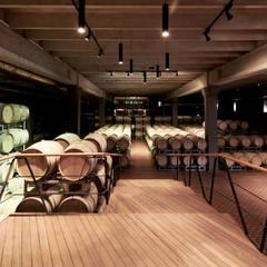 SANALarc – Doluca Winery:  tarz Şarap Mahzeni