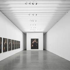 Paul Kasmin Gallery, New York:  Exhibition centres by studioMDA