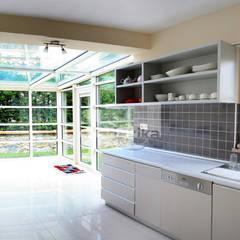 5 dakika Deneyim Tasarımı / Experience Design – Balta Evi: modern tarz Mutfak