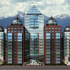 5 dakika Deneyim Tasarımı / Experience Design – Kazakistan Soyak Projesi:  tarz Oteller
