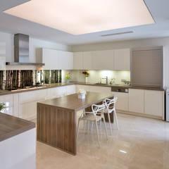 Paker Mimarlık – ÇUBUKLU B25: modern tarz Mutfak
