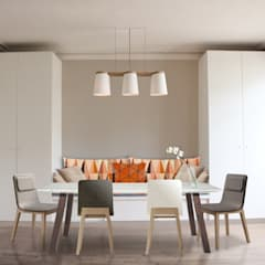 Dining room by Yeme + Saunier