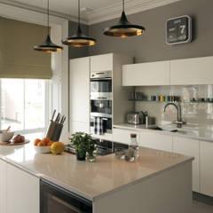 مطبخ تنفيذ ABN7 Architects