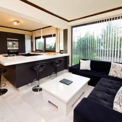 Sezinler ev Modern Mutfak Şölen Üstüner İç mimarlık Modern