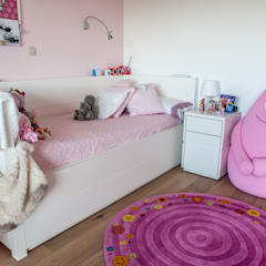 Kinderkamer:  Kinderkamer door Alewaters & Zonen