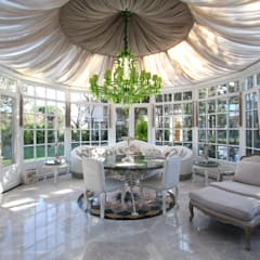 classic Conservatory by Orkun İndere Interiors
