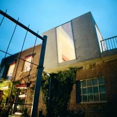 Lift - Wohnraumerweiterung:  Wintergarten von *platzhalter architektur