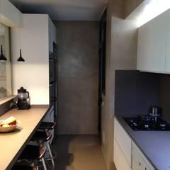 Cocinas: Cocinas de estilo  de Sebastián Bayona Bayeltecnics Design