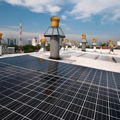 Mengurangkan kesan karbon dan tenaga elektrik dengan sistem tenaga pasif:  Houses by Elaine Wall