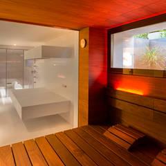 Sauna :  Spa von peter glöckner   architektur