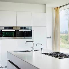 keuken werkplek:  Keuken door Ton Altena Architect