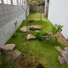สวน โดย 株式会社 入船設計, ผสมผสาน