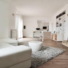 Casa de Praia em Castellammare del Golfo - Sicília: Casas  por start.arch architettura