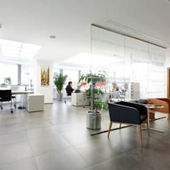 مكاتب ومحلات تنفيذ DICLE HOKENEK ARCHITECTURE, حداثي