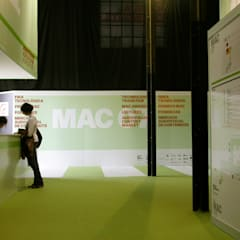 MAC / Environmental Design: Ferias de estilo  de KXdesigners