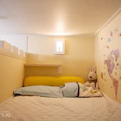 mediterranean Nursery/kid's room by 퍼스트애비뉴