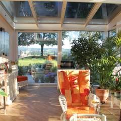 Jardines de invierno de estilo  de Wähner GmbH