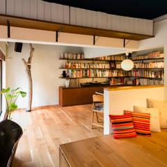 Maisons de style  par Nojima Design Office, Moderne