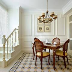 New classic: Столовые комнаты в . Автор – Omela